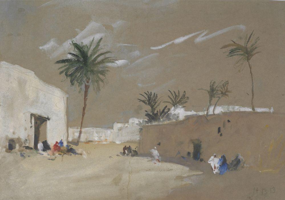 Village near Luxor
