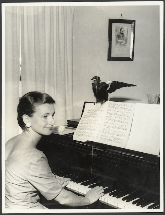Lola Johnson - Photograph taken by The Dominion
