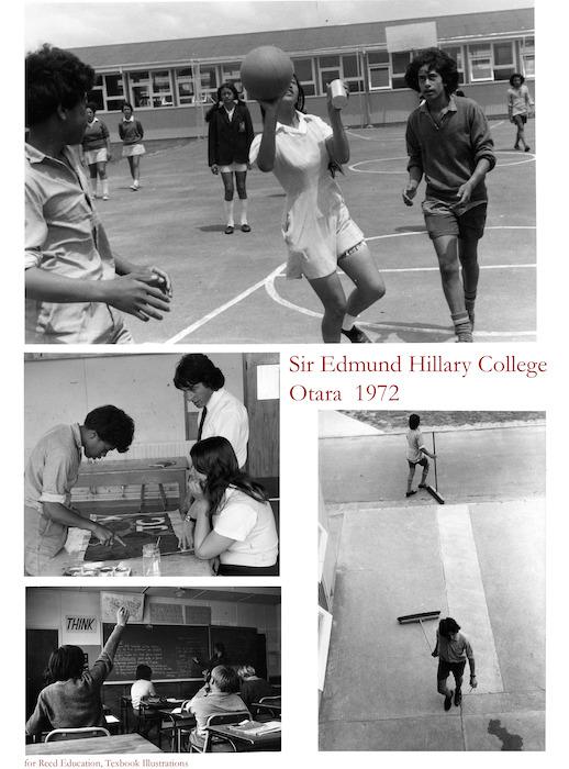 Sir Edmund Hillary College, Otara, Auckland