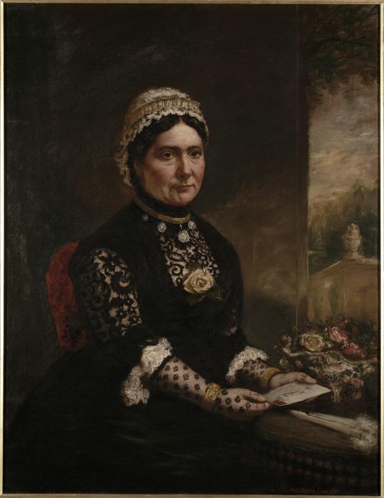 Horsburgh, John A, 1835-1924 :[Alexandrina Turnbull] Edin.r May 1880