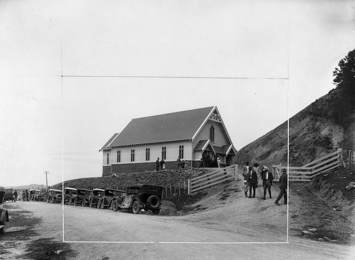 St Mary's Church, Tikitiki