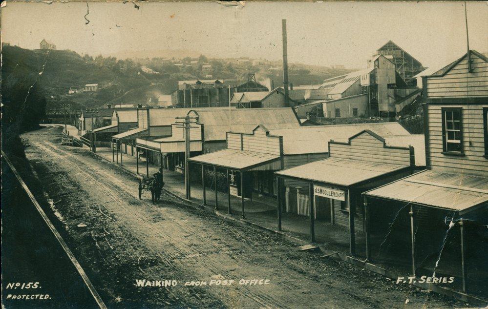 Waikino from Post Office