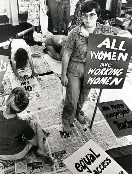 Working Women's Council, 1981