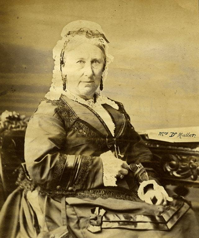 Mary Ann Müller