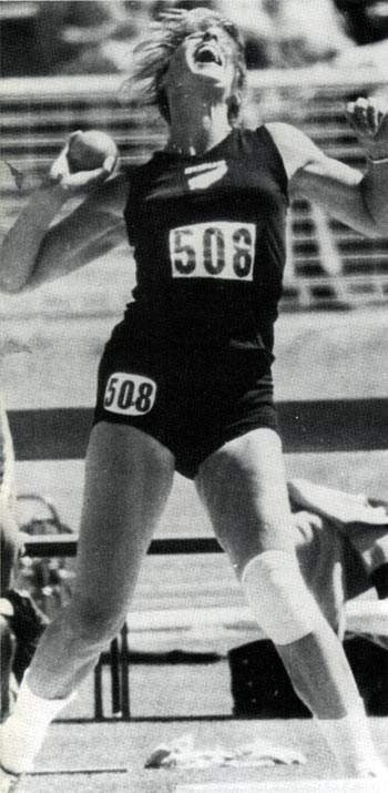 Valerie Young, 1958