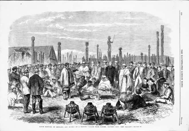 Donald McLean, 1863