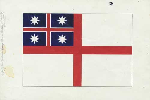 United Tribes' flag
