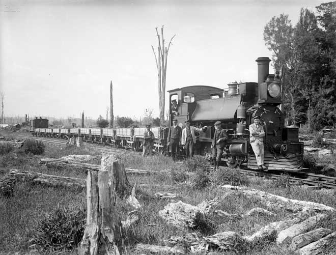 F-class locomotive
