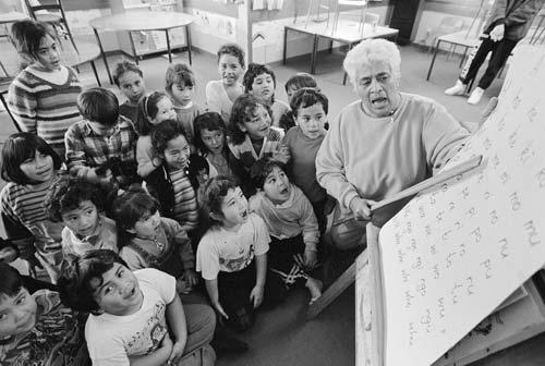 Waiwhetū School bilingual unit