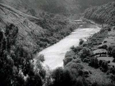 The Legend of the Whanganui River