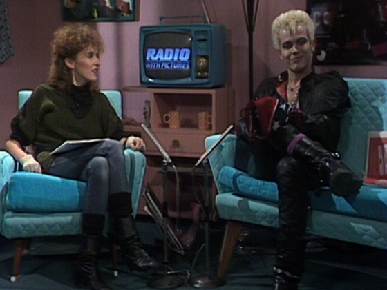 Radio with Pictures - Billy Idol