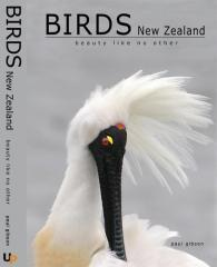 Birds New Zealand : beauty like no other / photography by Paul Gibson.