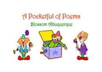 A pocketful of poems / Blossom Albuquerque.