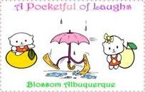 A pocketful of laughs / Blossom Albuquerque.