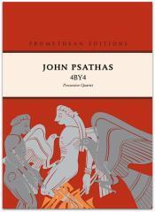 4BY4 : percussion quartet / John Psathas.