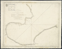 Plan of the Bay of Lauriston, on New Zealand in 34°58'S [cartographic material] : from a French M.S. December 1769 ...