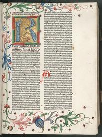 Mo[r]aliu[m] / beati Grego[r]ij pape ; diligentissime co[r]rectu[m] [et] emendatum per ... Bartholomeum Cremon[ensis] canonicu[m] regularem.