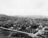 View of Newtown, Wellington