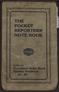 Maori notebook