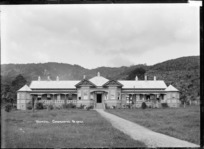 The hospital at Coromandel