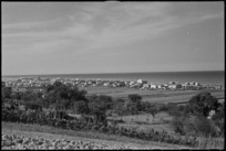 Italian town of Senigallia, which is near the 1 New Zealand General Hospital in World War II - Photograph taken by George Kaye