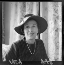 Mrs Rufus Burton