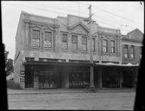 United Friendly Societies' Building, Wanganui
