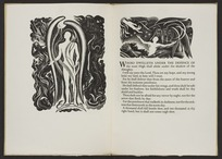 The Ninety-first psalm / with wood-engravings by Dorothea Braby.