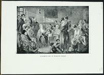 Artist unknown :Elizabeth Fry in Newgate Prison, [1816 or 1823. 1928]