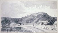 [Lister family] :Russel. The old capital of New Zealand in the Bay of Islands. Mar 1889.