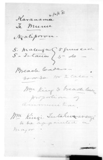 Superintendent, Hawkes Bay and Government Agent, East Coast - Miscellaneous papers