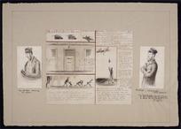 Pearse, John, 1808-1882 :[Entertainment on the Duke of Portland. 1851]