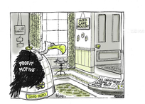 Hubbard, James, 1949- :Profit motive. 5 August 2013