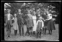 Children of Neils and George Berntsen