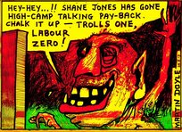 Doyle, Martin, 1956- :Trolls 1, Labour 0. 28 August 2013