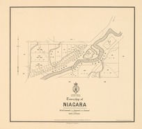 Township of Niagara [electronic resource] / F.W. Flanagan, chief draughtsman ; David Barron, chief surveyor, Invercargill.