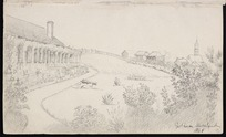 Collinson, Thomas Bernard 1822-1902 :Gov[ernmen]t House Auckland 1846