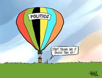 Hawkey, Allan Charles, 1941- :Balloons. 28 March 2014