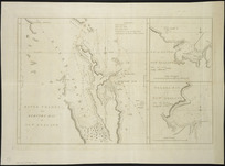 River Thames and Mercury Bay in New Zealand; Bay of Islands in New Zealand; Tolaga Bay in New Zealand [map]. [London, W. Strahan & T. Cadell, 1773]