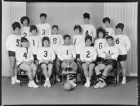 Wellington Spiders Volley Ball Club, of 1968