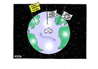 Global Warming Accord. Global Poverty Accord. Global Anti-War Accord