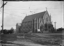 St Paul's Church, Auckland
