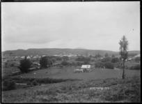View of Otorohanga township