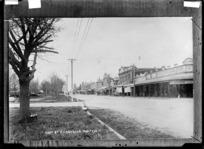 East Street, Ashburton - Photograph taken by A.W.H.