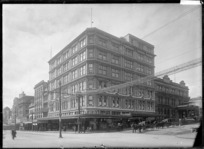 John Court Ltd, Queen Street, Auckland