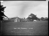 "Ngaruawahia ""early days"", circa 1910"