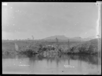 Rangitahi, Raglan, 1910 - Photograph taken by Gilmour Brothers