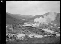 Mangapehi Sawmill, Ellis & Burnand Ltd