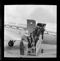 National Airways Corporation Orphan's flight