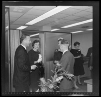 Airlines of New Zealand office opening